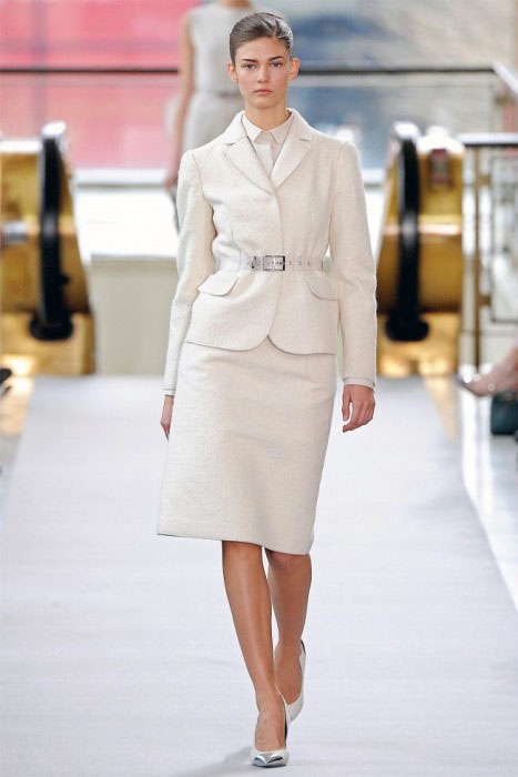 Philosophy di Alberta Ferretti Fall 2012 | New York Fashion Week