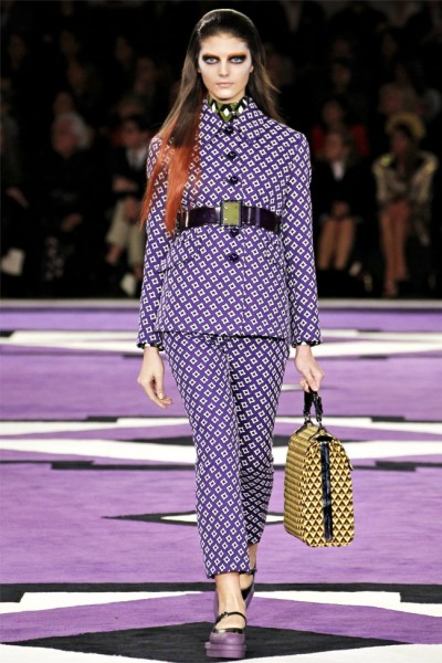 prada12 400x600 Prada Fall 2012 | Milan Fashion Week