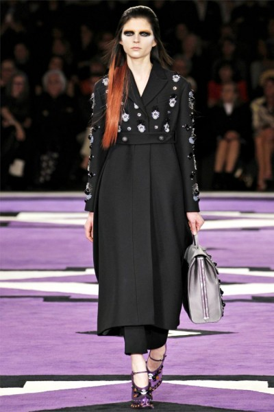 prada27 400x600 Prada Fall 2012 | Milan Fashion Week