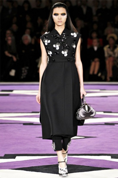 prada28 400x600 Prada Fall 2012 | Milan Fashion Week