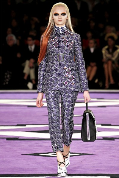 prada39 400x600 Prada Fall 2012 | Milan Fashion Week