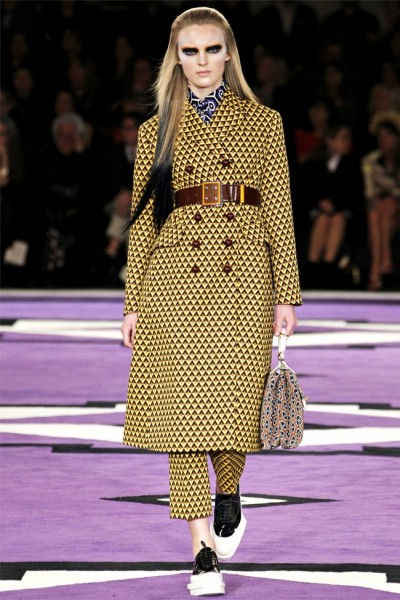 prada9 400x600 Prada Fall 2012 | Milan Fashion Week