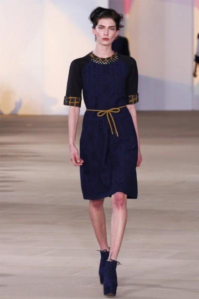 Preen Fall 2012   New York Fashion Week