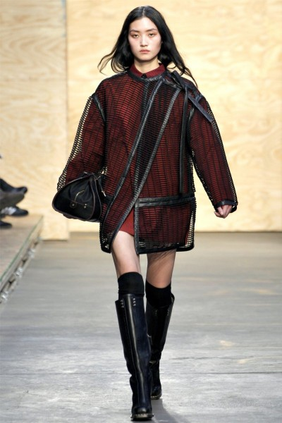 proenza schouler14 400x600 Proenza Schouler Fall 2012 | New York Fashion Week