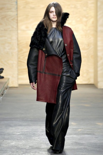 proenza schouler15 400x600 Proenza Schouler Fall 2012 | New York Fashion Week