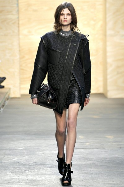 proenza schouler25 400x600 Proenza Schouler Fall 2012 | New York Fashion Week