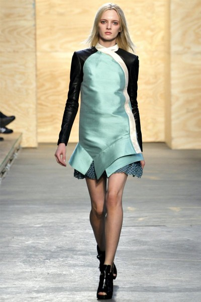 proenza schouler27 400x600 Proenza Schouler Fall 2012 | New York Fashion Week