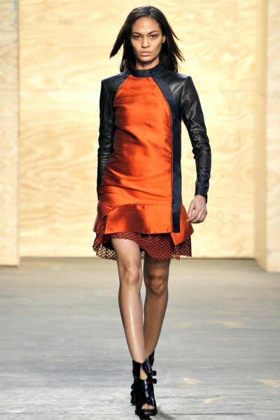 proenza schouler30 400x600 Proenza Schouler Fall 2012 | New York Fashion Week