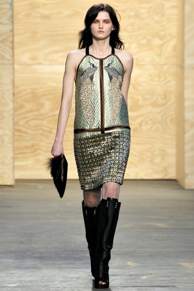 proenza schouler35 400x600 Proenza Schouler Fall 2012 | New York Fashion Week