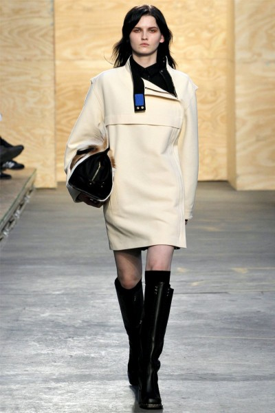 proenza schouler8 400x600 Proenza Schouler Fall 2012 | New York Fashion Week