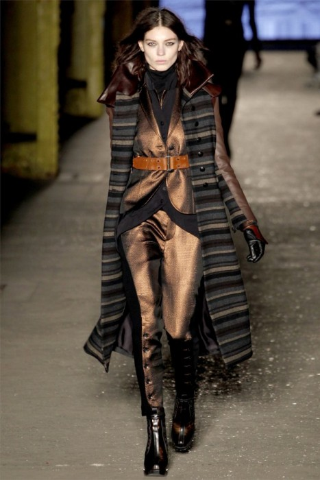 Rag & Bone Fall 2012   New York Fashion Week
