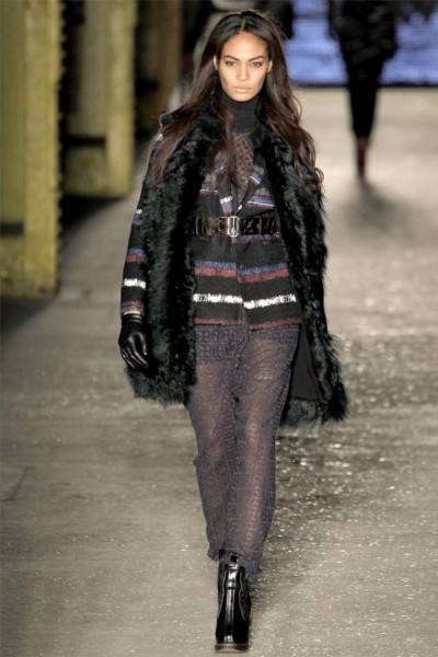 rag bone12 400x600 Rag & Bone Fall 2012 | New York Fashion Week