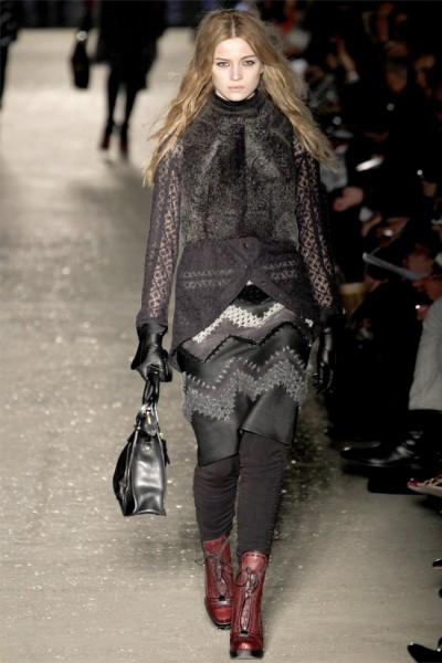 rag bone15 400x600 Rag & Bone Fall 2012 | New York Fashion Week