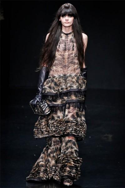 Roberto Cavalli Fall 2012 | Milan Fashion Week