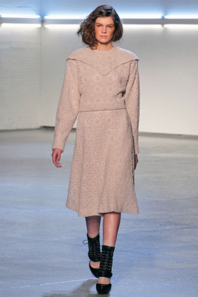 rodarte2 400x600 Rodarte Fall 2012 | New York Fashion Week