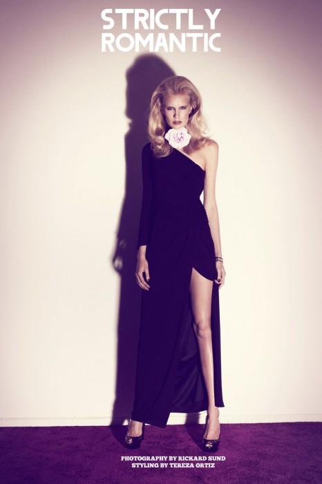 Ellinore Erichsen, Sally Jonsson & Erika Linder by Rickard Sund for Fashion Gone Rogue