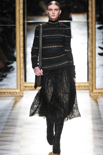 Salvatore Ferragamo Fall 2012   Milan Fashion Week