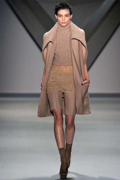 Vera Wang Fall 2012   New York Fashion Week