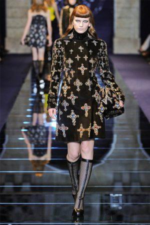Versace Fall 2012 | Milan Fashion Week | Fashion Gone Rogue