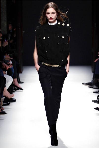 Balmain Fall 2012   Paris Fashion Week