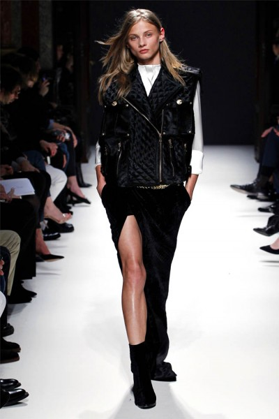 balmain32 400x600 Balmain Fall 2012 | Paris Fashion Week