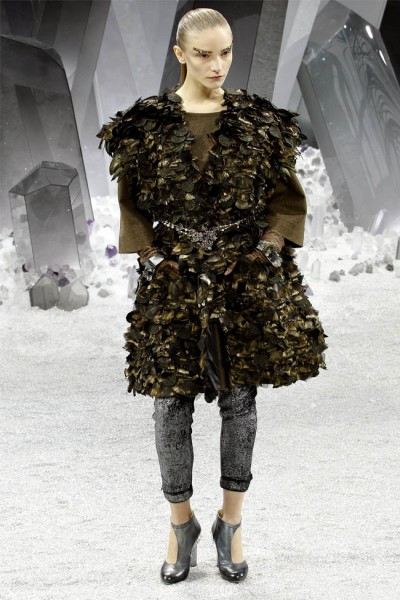 Chanel Fall 2012   Paris Fashion Week