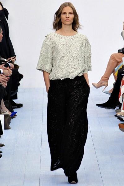 Chloe Fall 2012 | Paris Fashion Week