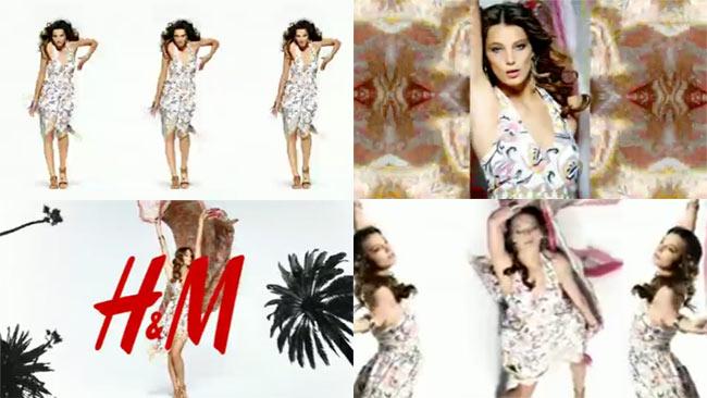 Film | Daria Werbowy for H&M Spring 2012