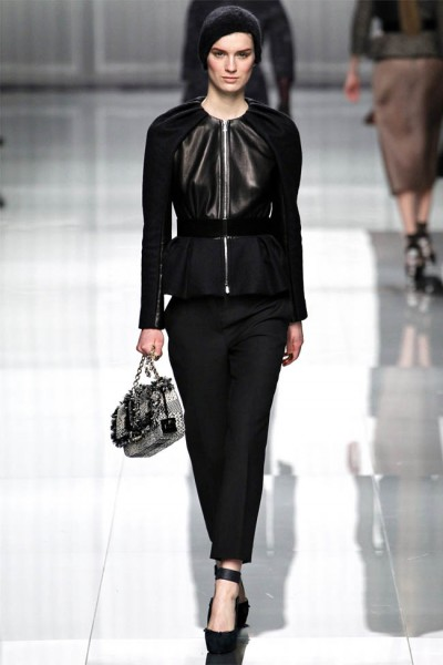 dior10 400x600 Christian Dior Fall 2012 | Paris Fashion Week
