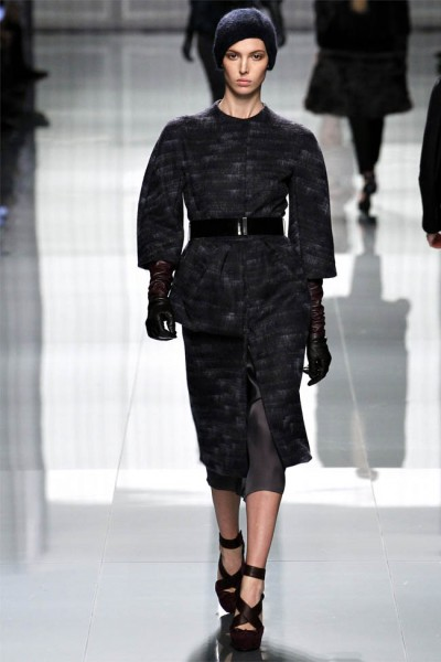 dior11 400x600 Christian Dior Fall 2012 | Paris Fashion Week