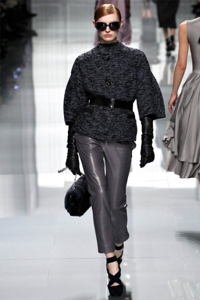 dior14 400x600 Christian Dior Fall 2012 | Paris Fashion Week