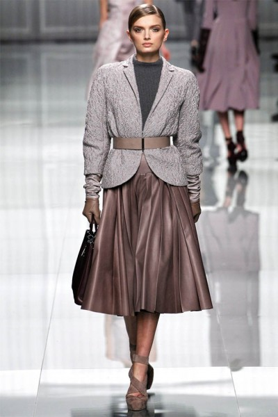 dior17 400x600 Christian Dior Fall 2012 | Paris Fashion Week