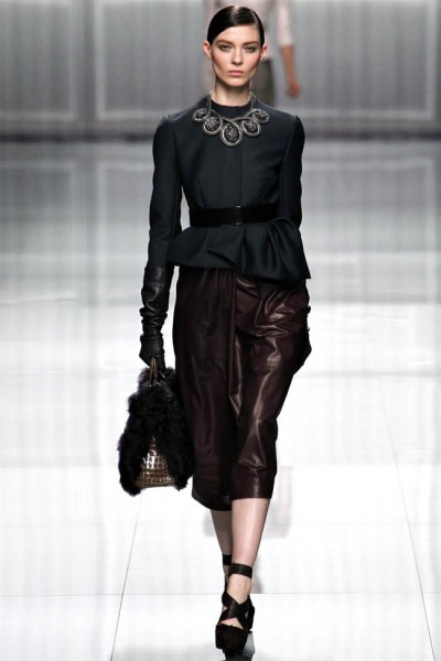 dior2 400x600 Christian Dior Fall 2012 | Paris Fashion Week