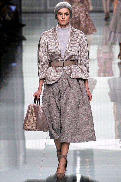 dior25 400x600 Christian Dior Fall 2012 | Paris Fashion Week