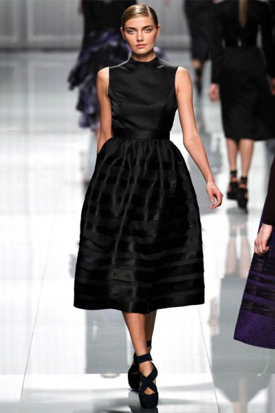 dior40 400x600 Christian Dior Fall 2012 | Paris Fashion Week