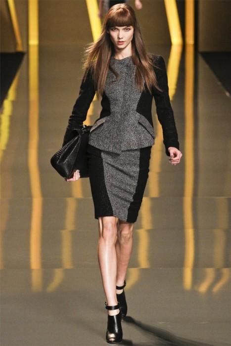 Elie Saab Fall 2012 | Paris Fashion Week