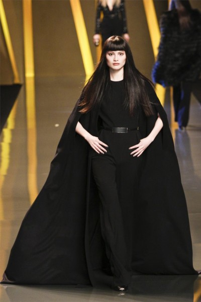elie saab13 400x600 Elie Saab Fall 2012 | Paris Fashion Week