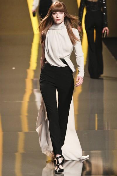 Elie Saab Fall 2012   Paris Fashion Week