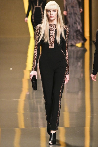 elie saab29 400x600 Elie Saab Fall 2012 | Paris Fashion Week
