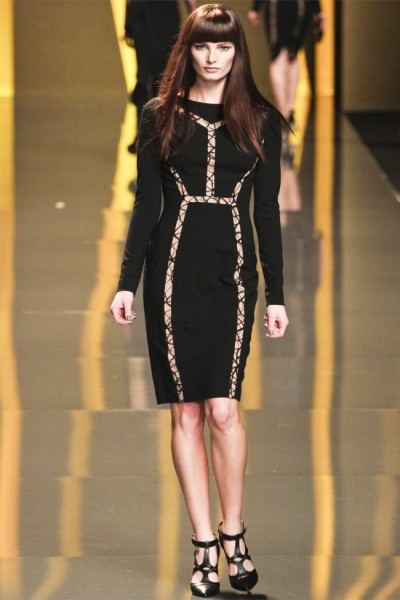 elie saab30 400x600 Elie Saab Fall 2012 | Paris Fashion Week