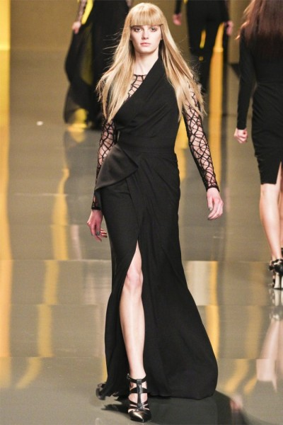elie saab31 400x600 Elie Saab Fall 2012 | Paris Fashion Week