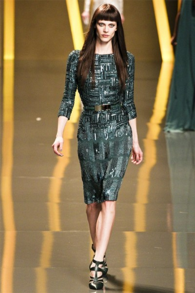 elie saab38 400x600 Elie Saab Fall 2012 | Paris Fashion Week