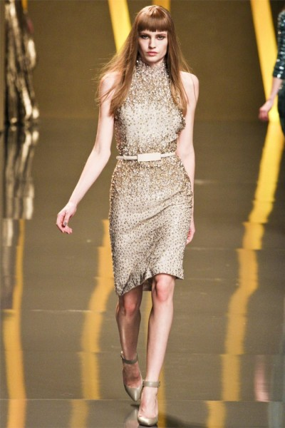 elie saab40 400x600 Elie Saab Fall 2012 | Paris Fashion Week