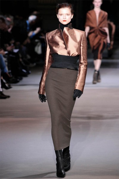 haider ackermann20 400x600 Haider Ackermann Fall 2012 | Paris Fashion Week