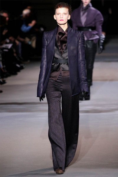 haider ackermann33 400x600 Haider Ackermann Fall 2012 | Paris Fashion Week