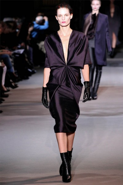 haider ackermann35 400x600 Haider Ackermann Fall 2012 | Paris Fashion Week