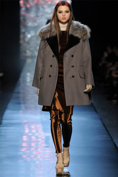 jean paul gaultier17 400x600 Jean Paul Gaultier Fall 2012 | Paris Fashion Week