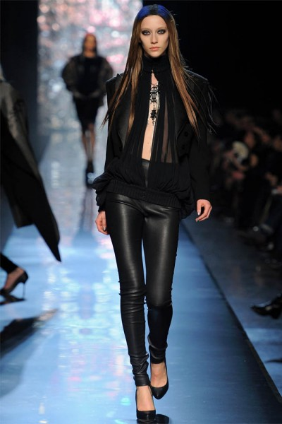 jean paul gaultier19 400x600 Jean Paul Gaultier Fall 2012 | Paris Fashion Week