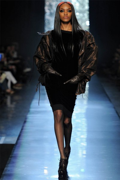 jean paul gaultier20 400x600 Jean Paul Gaultier Fall 2012 | Paris Fashion Week