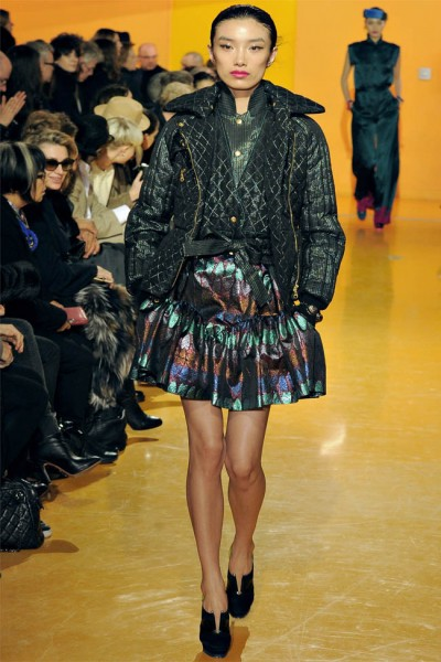 kenzo47 400x600 Kenzo Fall 2012 | Paris Fashion Week